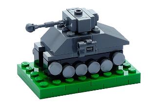 Mini Tank M4