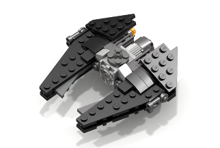 Mini-scale Fury-class Interceptor