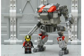 Mini-Robot MS01