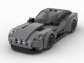Aston Martin Db11 From Bricklink Studio