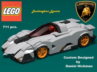 Lamborghini Huracan Lego Set Lamborghini Super Car