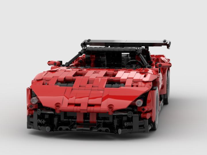 Aston Martin Vulcan From Bricklink Studio