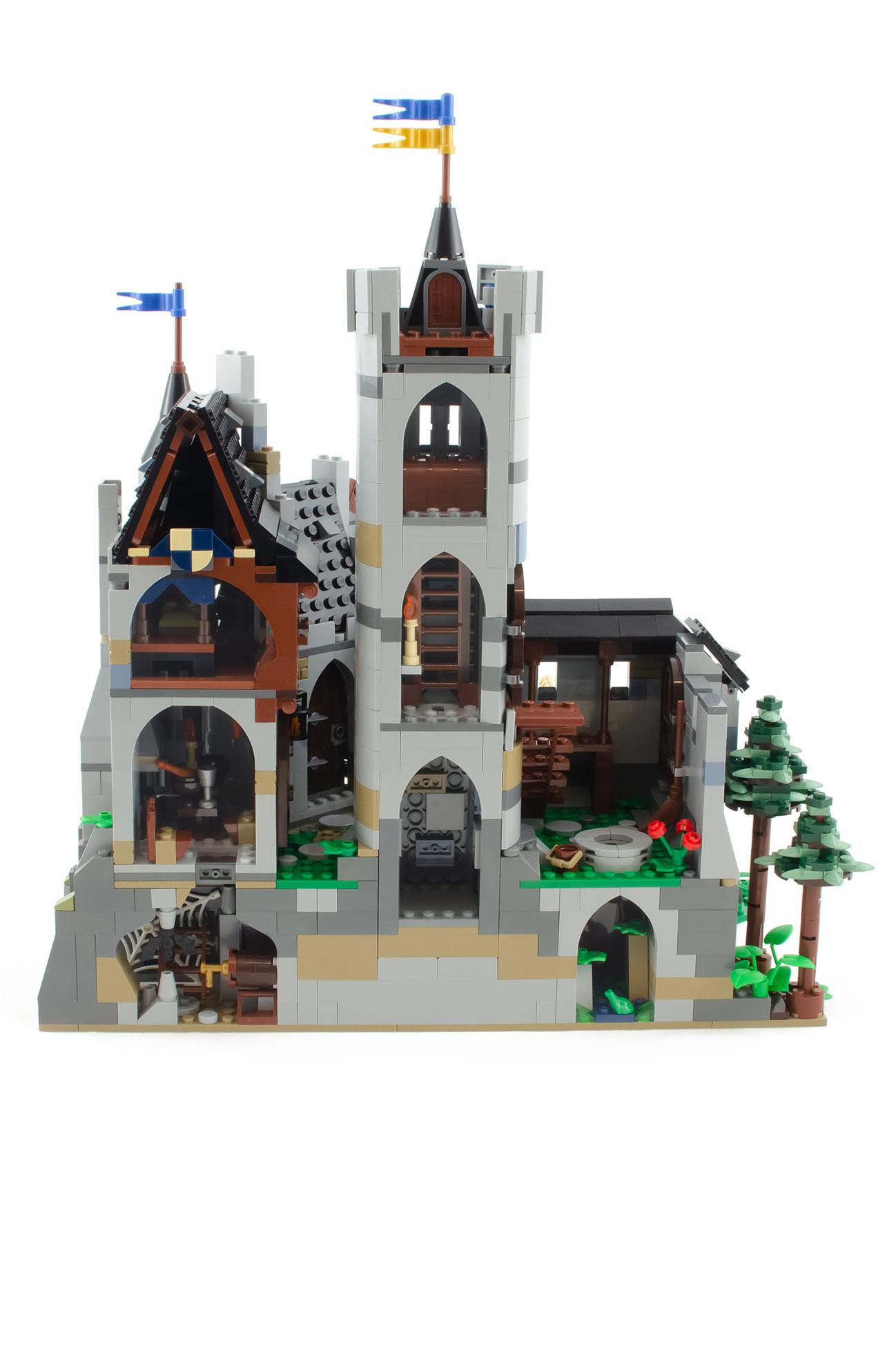 Löwenstein Castle A Medieval Defensive Architecture Set For Adult