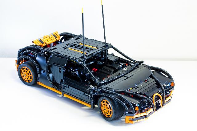 Lego Rc Bugatti Veyron Super Sport 16 4