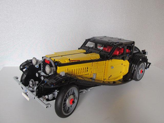 bugatti t 50