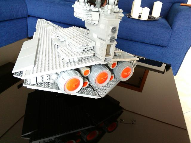Victory Class Star Destroyer Lego