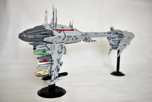 Ucs Star Wars Nebulon B Frigate