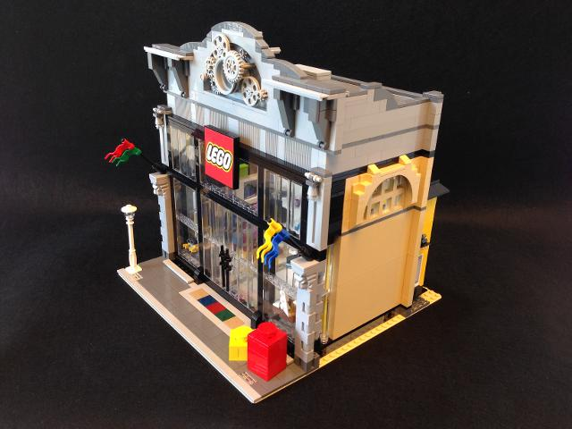 Lego Store Modular Version
