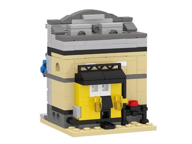 Lego Store Mini Version With Free Ldd Instruction