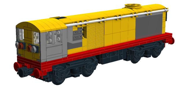 British Rail Class 20