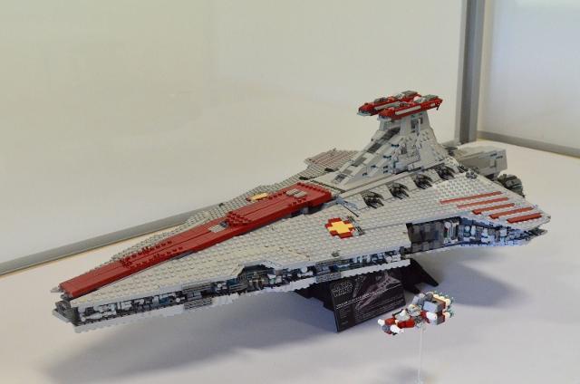 UCS Venator-Class Star Destroyer - Find on eBay!