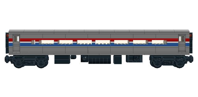 Amtrak Horizon Coach