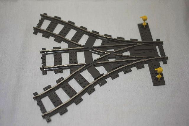 Custom 3-way switch track