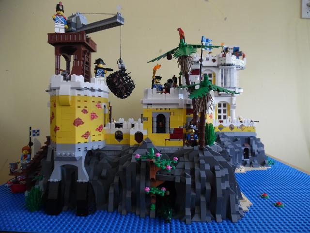Remake of Eldorado Fortress