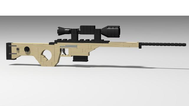 Fortnite Bolt Action Sniper Rifle