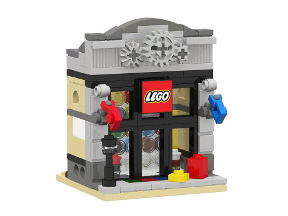 Imagine, Build and Trade LEGO MOCs - BrickLink MOC Edition